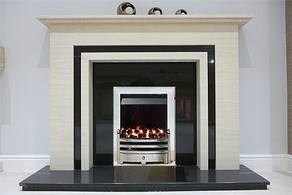 Deco Fireplace
