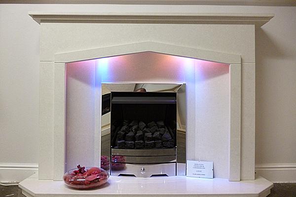Leodis Fireplace