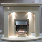 The Denton Fireplace